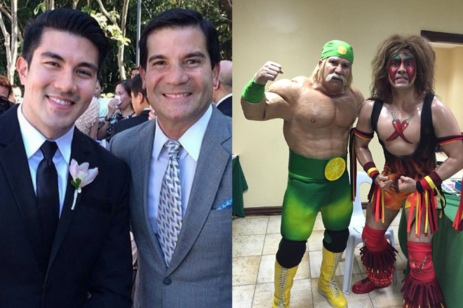 15 Times Luis & Edu proved they're the coolest father & son tandem ever!