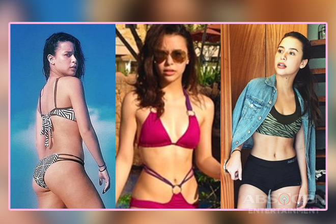 YASSIZZLE! Just photos of Yassi flaunting her sexy toned body
