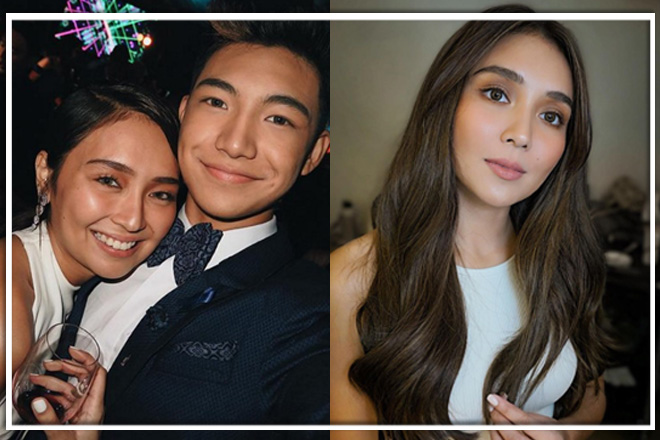 Just photos of Darren Espanto with his ULTIMATE crush!