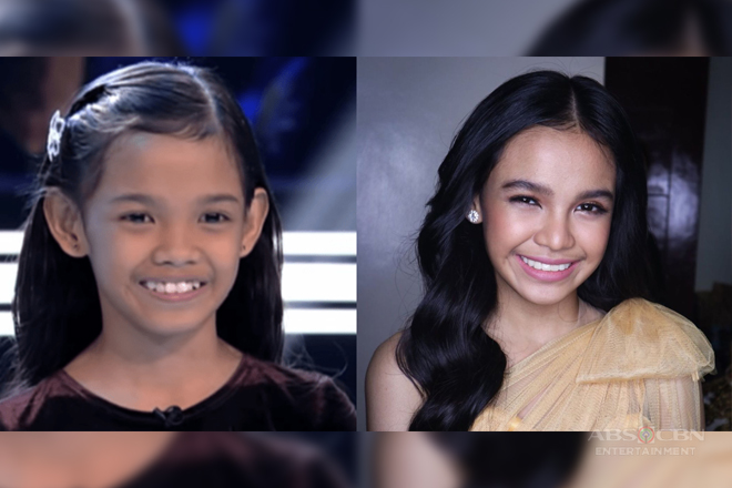 Throwback photos of Zephanie Dimaranan before she became a star