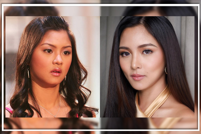 THEN AND NOW: The evolution of Kim Chiu's beauty