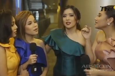 WATCH: Angeline, Jona at Morissette, nagulat sa nangyari kay Klarisse