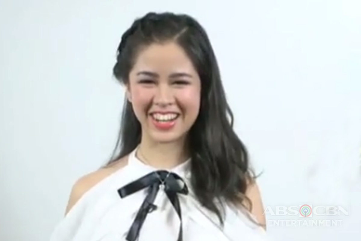 WATCH: Kisses gives a