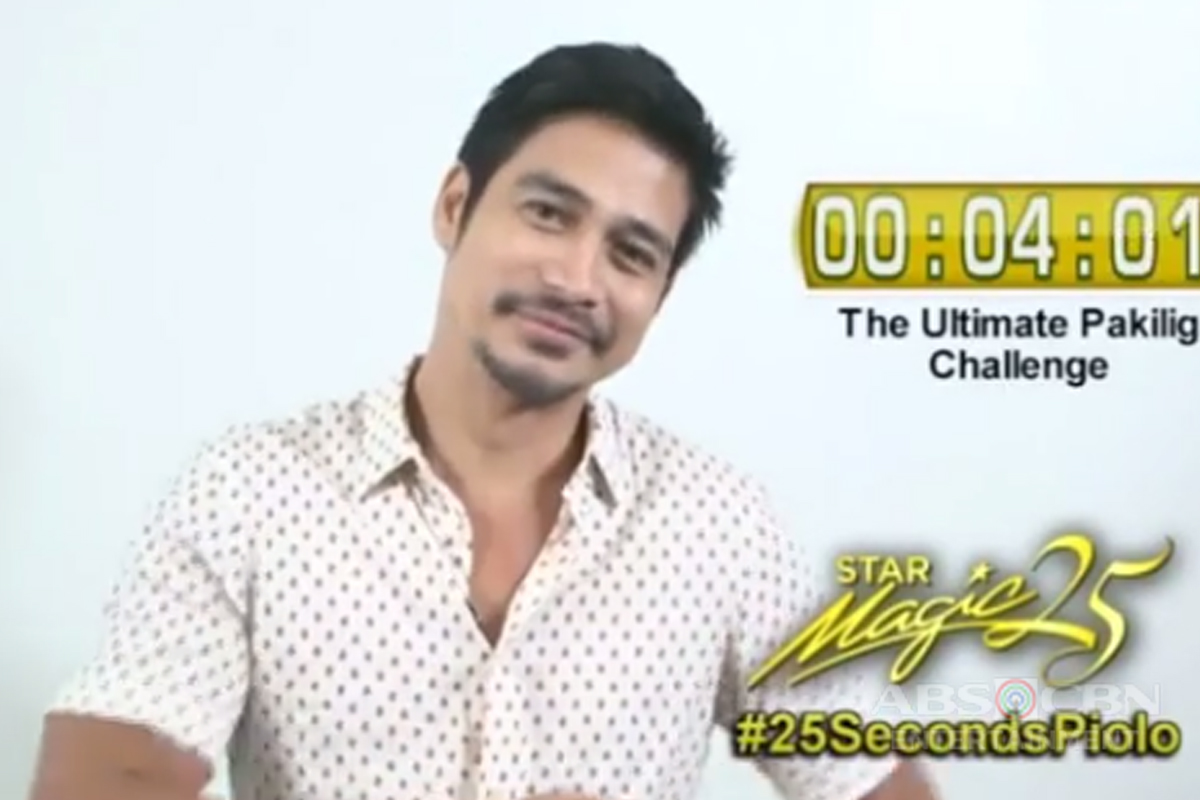 WATCH: Piolo's ultimate 'pakilig' challenge