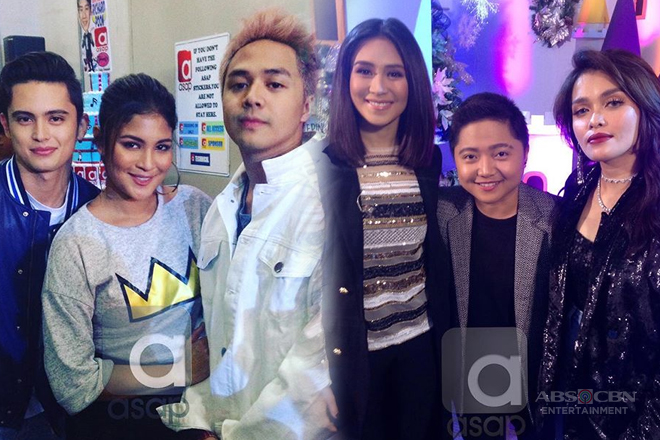 LOOK: #ASAPHappyHoliYey Backstage Photos