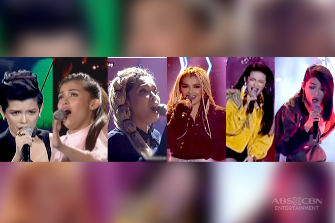 Before Singer 2018, KZ Tandingan had wowed us all with exceptional ASAP performances