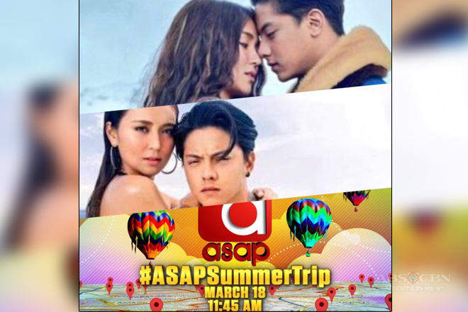 KathNiel and JaDine Serve Up Sizzling Summer Fun in ASAP