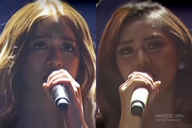 SLAYLIST: Performances of Angeline and Sarah G showing that they run the ASAP stage