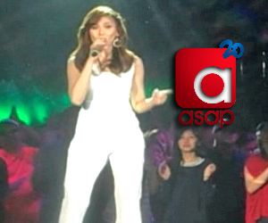 BTS EXCLUSIVE: Sarah Geronimo performs 'TALA' on ASAP