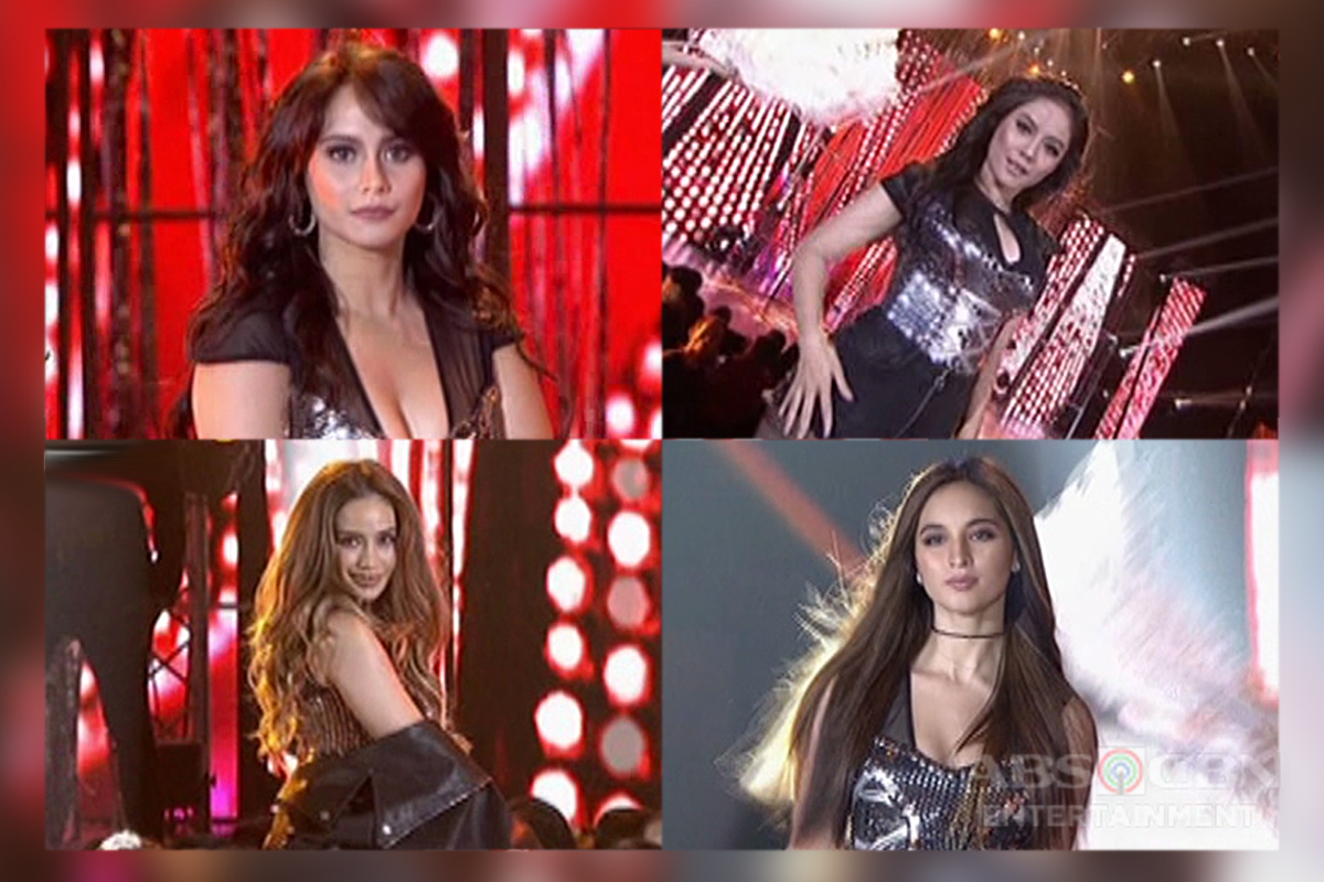 Star Magic's sexy kapamilya leading ladies fire up the dance floor with their