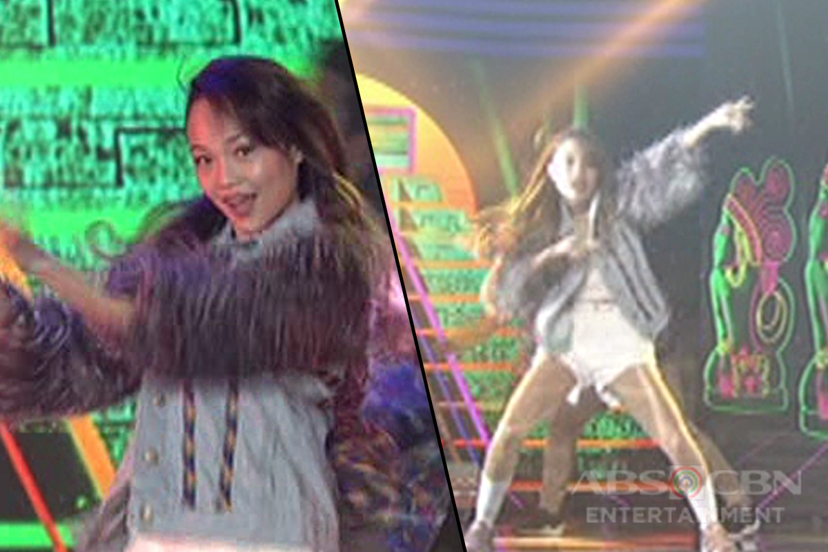 AC Bonifacio is an unstoppable force on the ASAP dance floor!