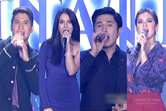 WATCH: Cast of 'Asintado' hits us with kilig in this ASAP prod! Image Thumbnail