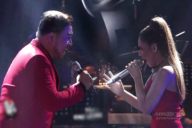 ASAP VERSUS: Morissette and Jed Madela's voice-to-voice battle on Whitney Houston's hit!