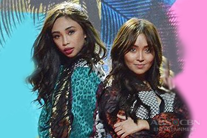 f71014f56b5 Kathryn Bernardo and Maymay Entrata combine sexy and swag in one number!