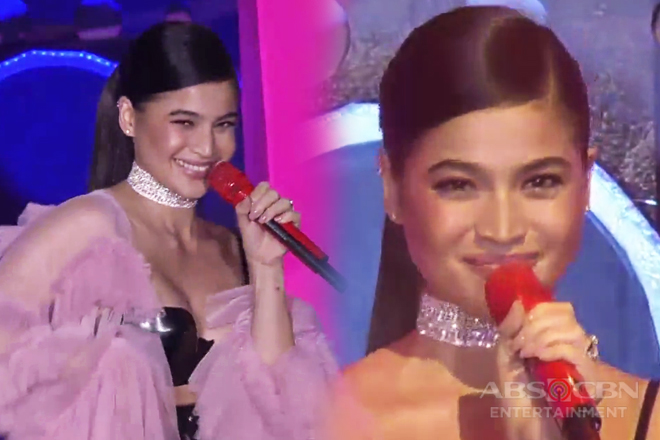 Anne Curtis channels inner Selena Gomez with her