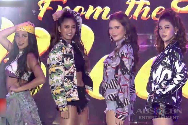 Nadine vs. Bela vs. Kim vs. Janella! Watch their J Lo showdown!