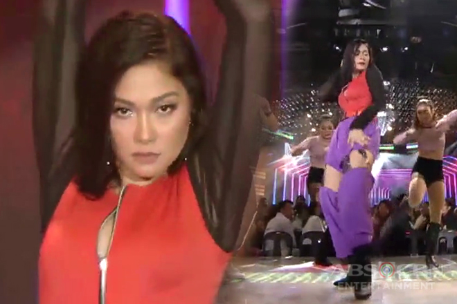 Maja Salvador is so back! And she's bringing fire to the dance floor!