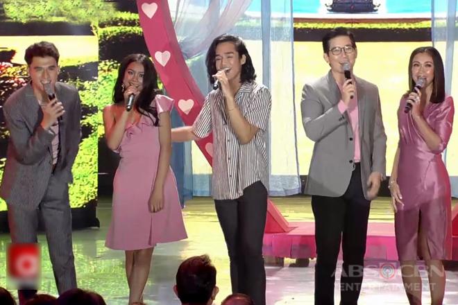'Sana Dalawa Ang Puso' stars bid farewell on ASAP