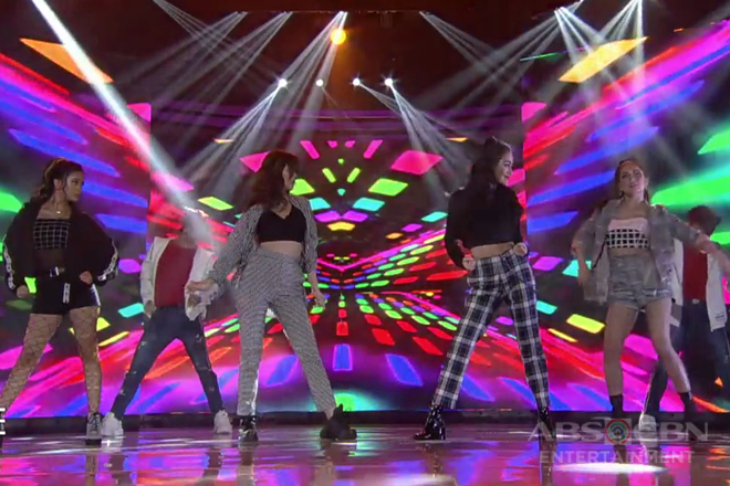 Sofia, Jane, Sammie & Vivoree show off electrifying moves on the ASAP stage!
