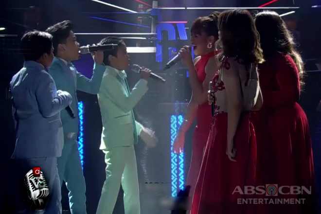 WATCH: TNT Boys challenged ASAP Divas in a vocal showdown on ASAP Versus!