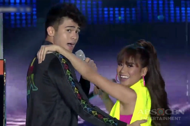Morissette and Inigo will make you move and groove with their 'Footloose' rendition