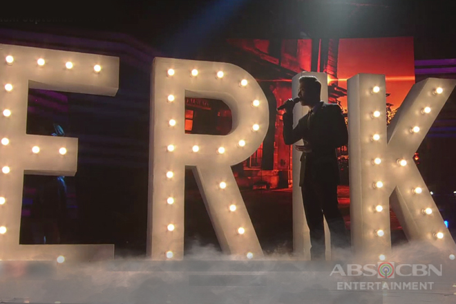 Erik Santos celebrates 15th showbiz anniversary on ASAP