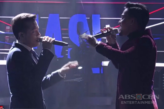 WATCH: The Vocal Showdown of Jason Dy and Lance Busa on ASAP Versus