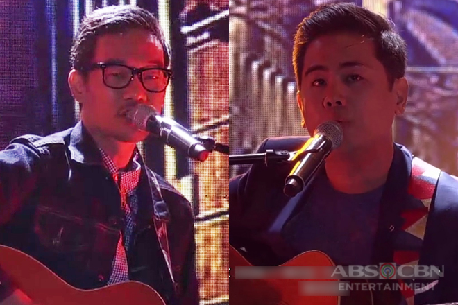 Jimmy Bondoc and Paolo Santos return on ASAP stage with 'Jambayan'!