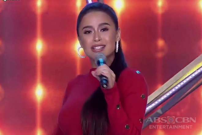 WATCH: Yassi Pressman shows singing is also one of her talents on ASAP