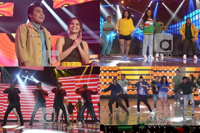 FPJ's Ang Probinsyano family take on trending dance crazes