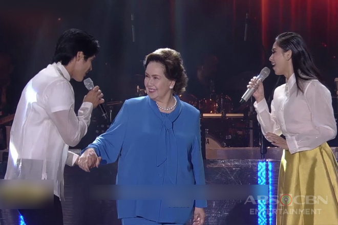 Piolo and Sarah G.'s tribute for the Queen of PH Cinema Susan Roces