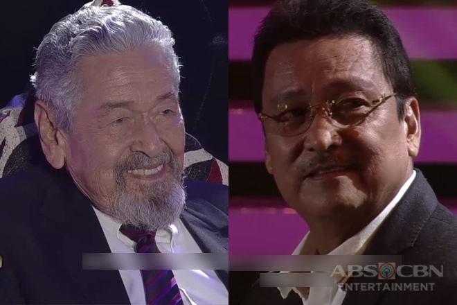A Tribute to Veteran Actors and FPJAP stars Eddie Garcia and Lito Lapid