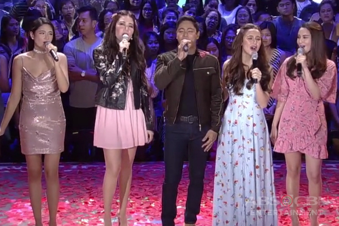 The Women in Cardo Dalisay's Life Meet on ASAP!
