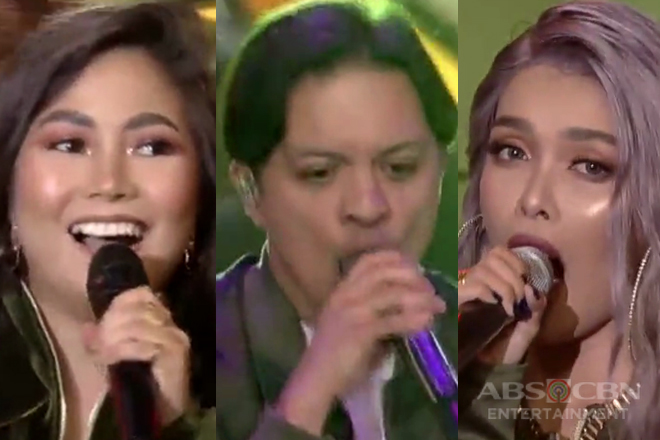 Bamboo, Yeng and KZ rock the ASAP stage with powerful opening number!