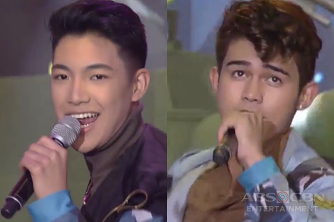 Inigo and Darren will definitely satisfy you with their performance on ASAP