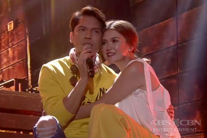 WATCH: This #CarGel moment on ASAP will make you wish they are together again!