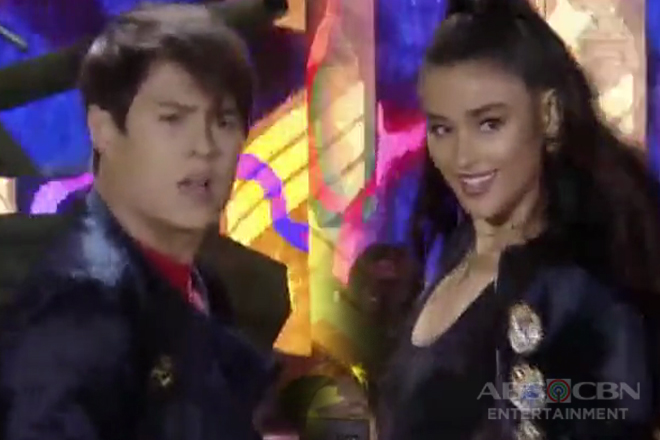 ASAP: Liza Soberano and Enrique Gil mix sweet and swag on the dance floor!