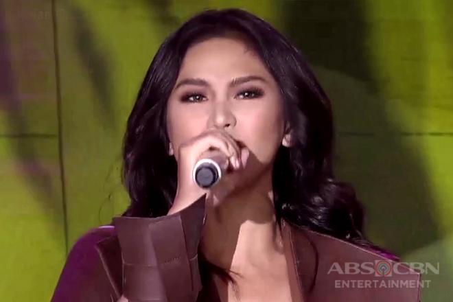 MUST-WATCH: Sarah G. will rock you with her powerful voice!