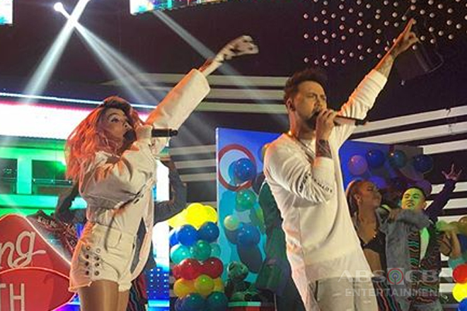 Billy Crawford comes back on ASAP with a powerful collab with Soul Supreme KZ Tandingan!