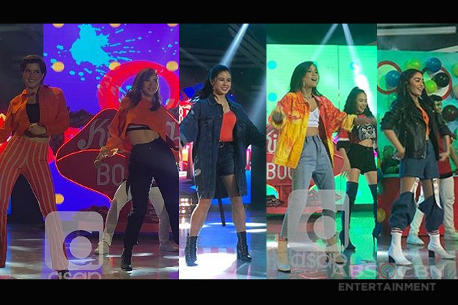 WATCH: Fall in love with the dance moves of these gorgeous ladies on ASAP!