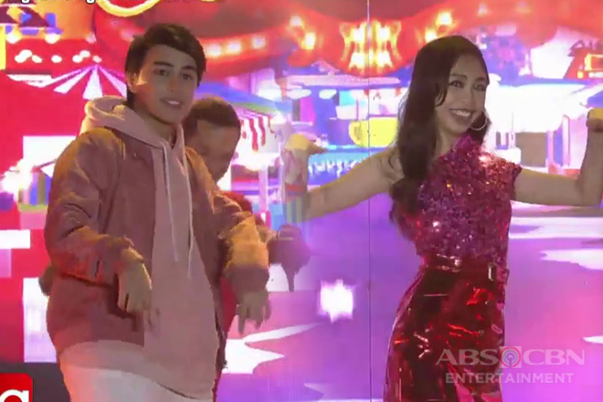 Maymay Entrata and Edward Barber bring the 'kilig' vibes on the dance floor!