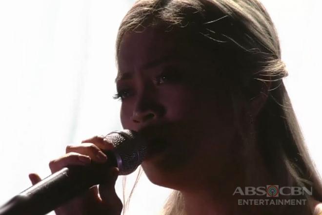 HIMIG HANDOG 2018: Eumee sings 'Hati Na Lang Tayo Sa Kanya'