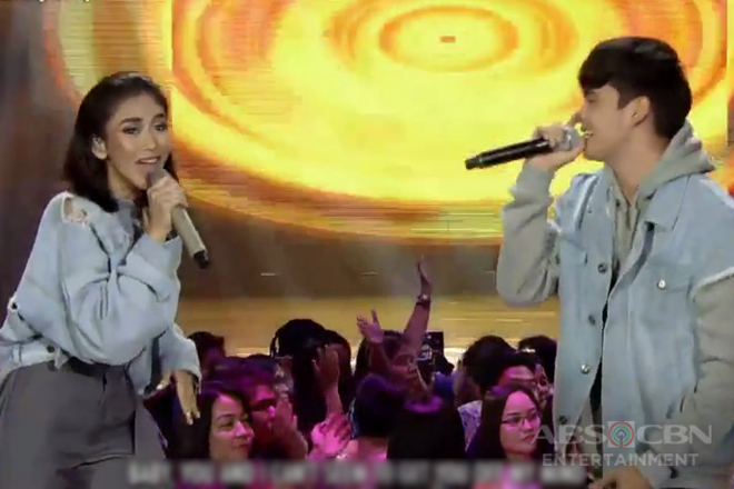 Sit back, chill and watch this Sarah G and James Reid duet!