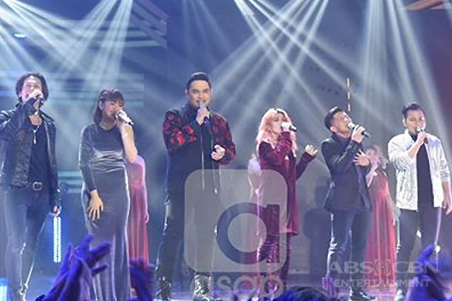 Jovit, Noven, Jed, KZ, Morissette and Mig Ayesa relive the music of Queen on ASAP Replay