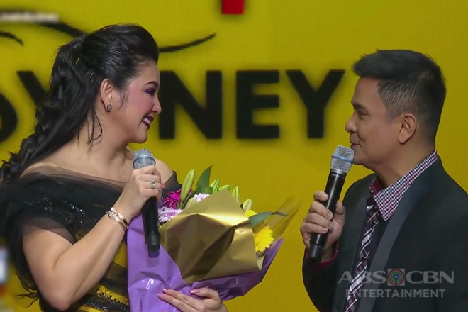 """I am happy and excited to call myself now a Kapamilya"": Regine Velasquez-Alcasid can't contain her happiness on ASAP"