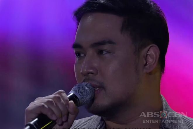World Class Singing Champ Jed Madela celebrates his 15th showbiz anniversary on ASAP