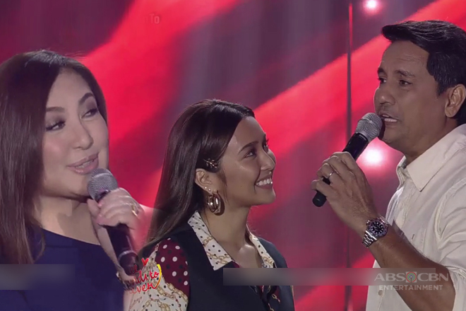 Three Words To Forever lead stars Richard, Sharon and Kathryn on ASAP Natin 'To