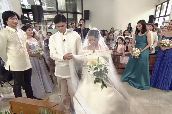 WATCH: A profession of love just happened on