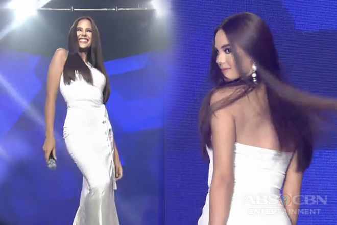 MUST-WATCH: Catriona Gray shows her 'Lava Walk'!