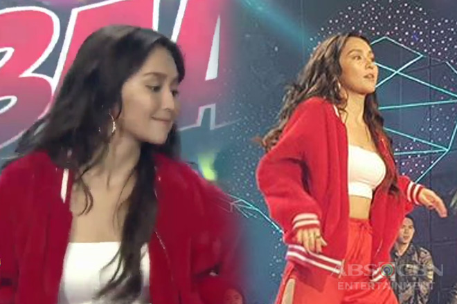 WATCH: Kathryn Bernardo shows off hiphop moves on